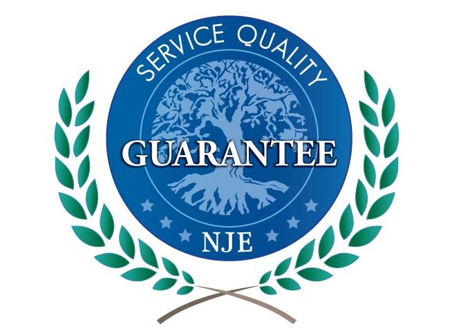 NJE Quality Guarantee